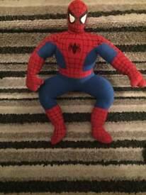 Spiderman teddy