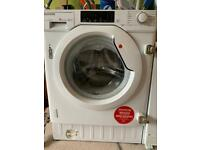 Hoover Integrated Washing Machine