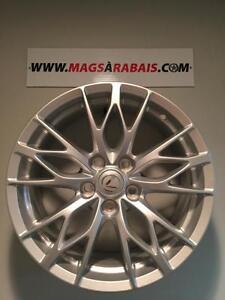 Mags Lexus 17 pouces + pneus HIVER 2 SUCCUSALES : QUÉBEC / LAVAL