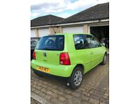 VW Lupo 1.4S 16v Automatic / Cat N = None Structural Damage