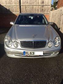 Mercedes Benz E320 Cdi Avantgarde, DVD player, CD Changer, Keyless, Sat Nav, heated front seats