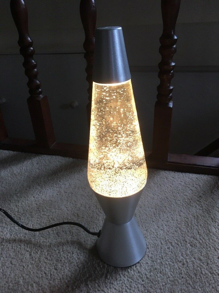 Glitter lava lamp for sale