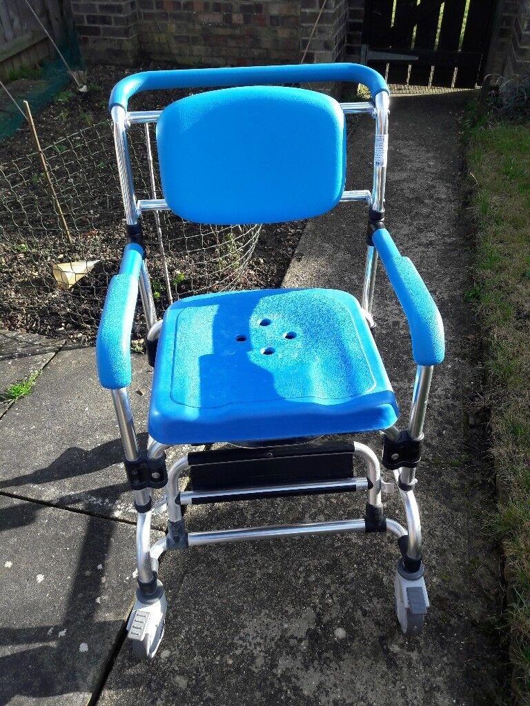 Ocean wheeled shower chair | in Hadleigh, Suffolk | Gumtree