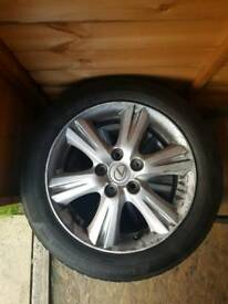 Lexus allowys wheels 16""