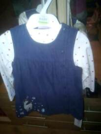 M&s 12-18 months dress. Brand new with tags. £10