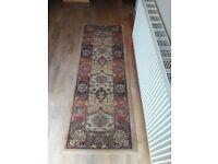 Next Vintage Stylish Runner Long Carpet