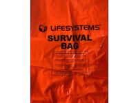 Survival Bag - available if posted