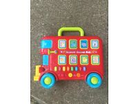 NOISES BUS TOY WITH LOADS OF SOUNDS