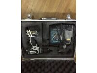 Makita drill and charger in case