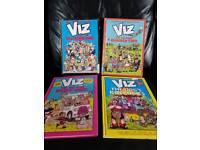 12 Viz comic annuals PRICE DROP