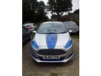 2010 -2014 Ford Fiesta MK7 facelift 1.6 tdci zetec S ,tuning,custom,low mileage