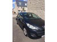 2010 (60 plate) Peugeot 207 - Black - Petrol - Manual - 1.4 - 45,000 miles