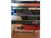 Medical/Anatomy/Physiology Textbooks