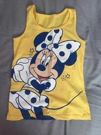 Kids vest top