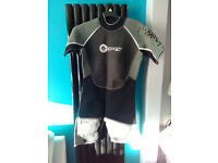 Shorty wetsuit brand new never worn