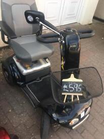 Diamond mobility scooter 8mph warranty