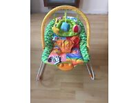A new baby bouncer for sale