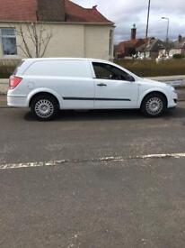 1 year mot Vauxhall Astra cdti Diesel 6 Speed 08reg no vat