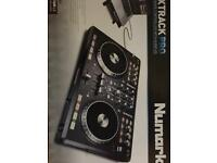 Numark mix track pro dj mixer laptop