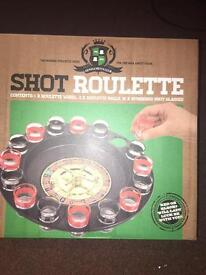 Drinking Game - Shot Roulette