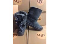 UGG Bailey Bow II Classic Boots