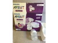 Philips Avnet natural breast pump single electric