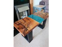 Elm River Coffee/Side Table