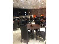 Fully Licensed, Restaurant +Take Away Steak House Huge Potential Prime Location Too good to miss,
