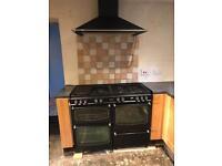 Stoves gas range cooker 1100mm wide