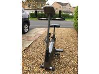 Vision Fitness exercise bike