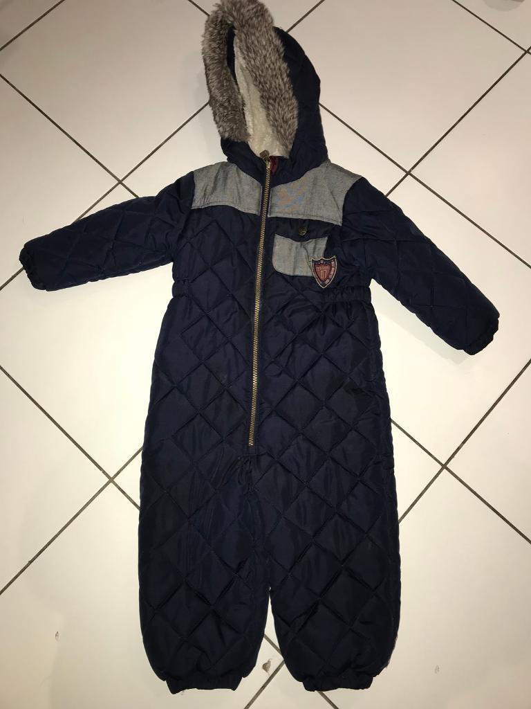 Boys NEXT snowsuit 18-24 months