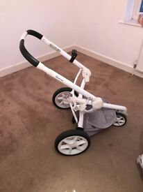 Quinny moodd pushchair plus carry cot