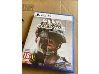 Black ops Cold War for PS5