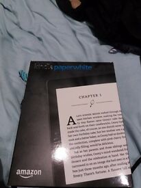 Kindle Paperwhite Like new