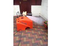 WARWICK HOT & COLD PRESSURE WASHER STEAM CLEANER 240V CAR JET TRUCK WASH NOT KARCHER