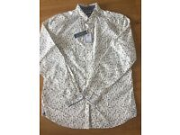 Joules men's printed shirt brand new