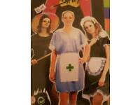 Fancy dress Nurse outfit