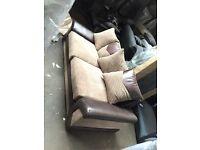 Ex Display Slightly Used Sofa