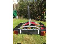Thule 3 bike carries (tow bar)