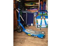 RAZOR RECHARGABLE BATTERY OPERATED SCOOTER