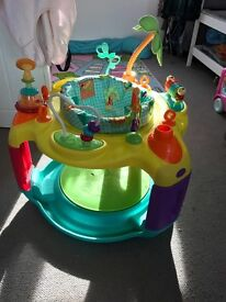 Bright Starts baby activity centre