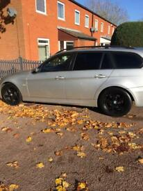 BMW automatic diesel 2006 lovely car