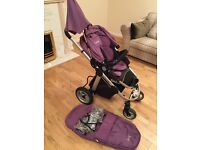 ICANDY APPLE PUSHCHAIR (FANTASTIC CONDITION)