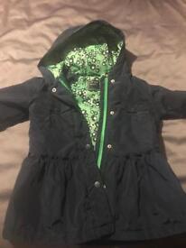 Age 7 Next coat