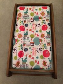 Mamas And Papas Cot top changing table