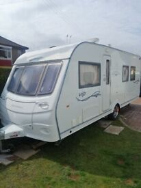 2009 Coachman VIP 545/4 luxury touring caravan