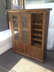 housing unit wine rack / sideboard
