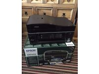 EPSON HOME WiFi PRINTER / SCANNER / COPIER / FAX / STYLUS SX610FW / COLLECT ONLY