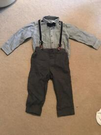Boys formal outfit age 2-3