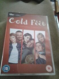 Cold Feet - The Complete DVD Collection boxset for sale.